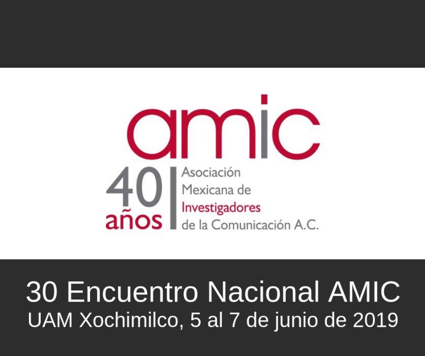XXX Encuentro Nacional AMIC